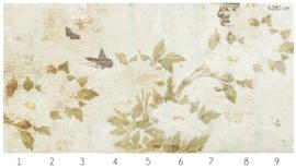 BASICLABEL wallpaper FRESCO WALL