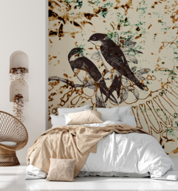 LOVE BIRDS by Ariadne at Home