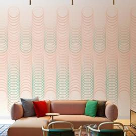 Patricia Urquiola CIRCLES Mural - 3 colors