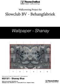SHANAY BLUE 65213/1 on FABRIC 397x244 (becomes 420x254 cm)