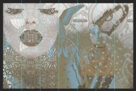 THE MERMAID - 350 x 230 cm