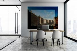 Framed Wallpaper CITY