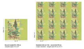 Elitis MÉDITERRANÉE (4 kleuren)