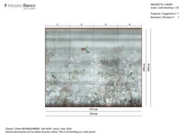 INCANTO INKOJTF1902 FIBER GLASS 373x298 cm (376x308)