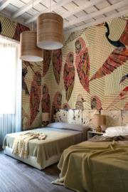 Wall and Deco PENCIL BIRDS