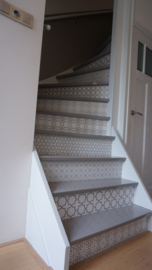Stairs Multi Grey
