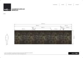 MIDSUMMER NIGHT WDMN1502 - 1027 x 250 cm