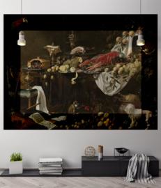 Framed Wallpaper EAT
