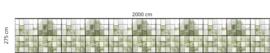 FACTORY WINDOWS 2000x275 cm