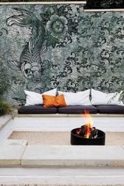 Wall & Deco NERO DI CHINA