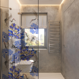 Shower screen CRANE