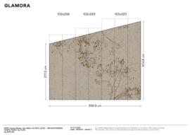 Temps Perdu 356,9x304,8 & Spike 377,2x555,6 cm