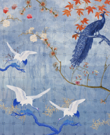 BLUE DELFT - 196 x 240 cm