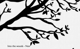 INTO THE WOODS (3 kleuren)