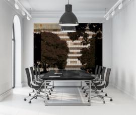 Framed Wallpaper OFFICE