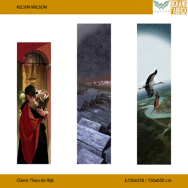 Kelvin Wilson - 1x 155x560 / 2x 155x650