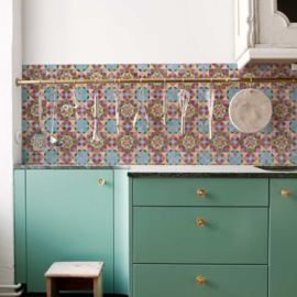 Backsplash BOHO