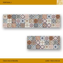 PORTUGAL 2 - b240 / 139,3 x h55 cm