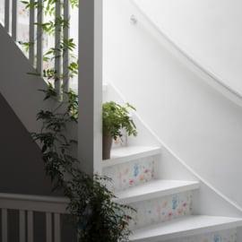 Treppenaufkleber SPRING