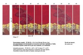 Elitis Soleil Levant MEMOIRE d'UN JARDIN (4 colors)