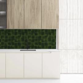 Kitchenwall BOTTLE GREEN