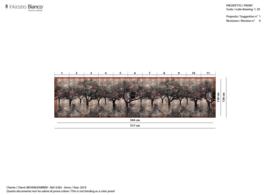 HYDRA - 504 x 120 cm