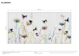 Glamora EMOZIONI GLXI1271A W387xH190 cm (becomes 400x200)