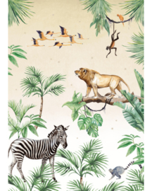 KING OF THE JUNGLE (several sizes)