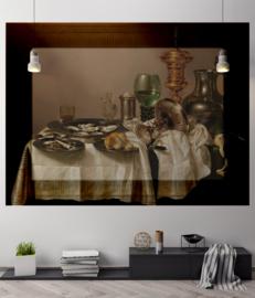 Framed Wallpaper OYSTER