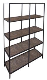 Vittsjo shelves CARVED ORNAMENT