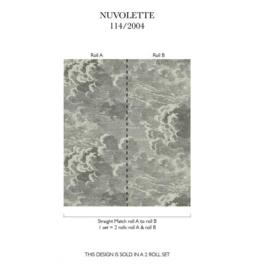 Fornasetti - NUVOLETTE (2 kleuren)