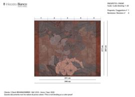 HYCCARA - 291x277 / IMPRESSION D'ORIENT 379 x 277