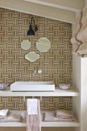 Wall & Deco BURLAP