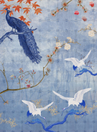 DELFTS BLUE - 255,5 x 187,5 cm