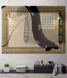 Framed Wallpaper WINDOW