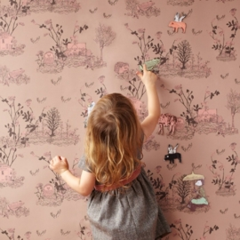 Woodlands Pink (classic or magnetic)