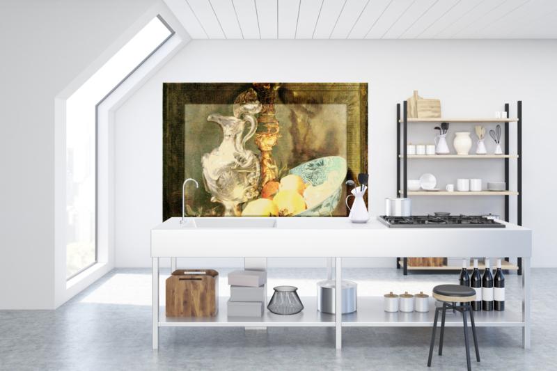 Framed Wallpaper BOWL