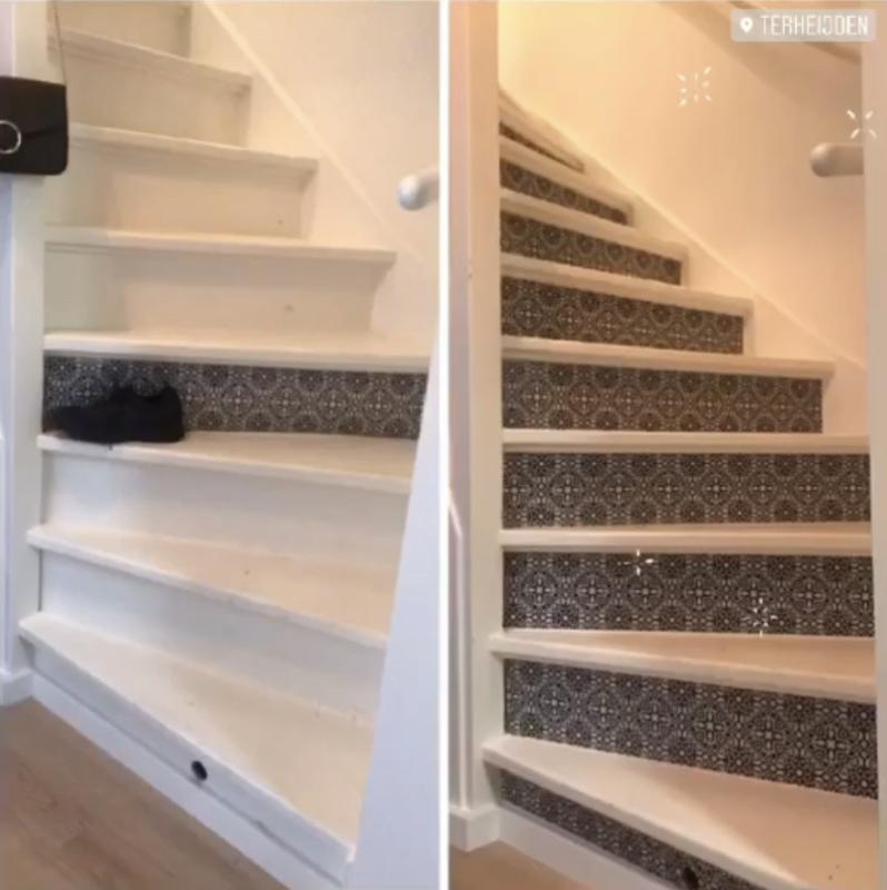 Stairs sticker CLASSIC