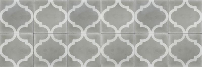 Vittsjo shelves CEMENT TILE grey