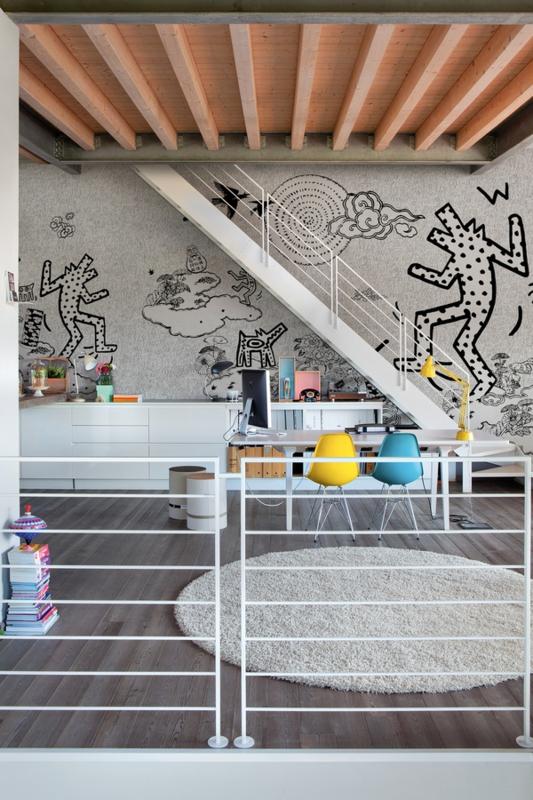 Wall and Deco KEITH BAU