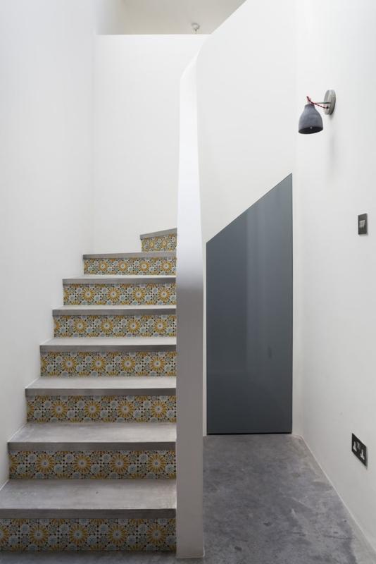 Stair Sticker PRAQUE