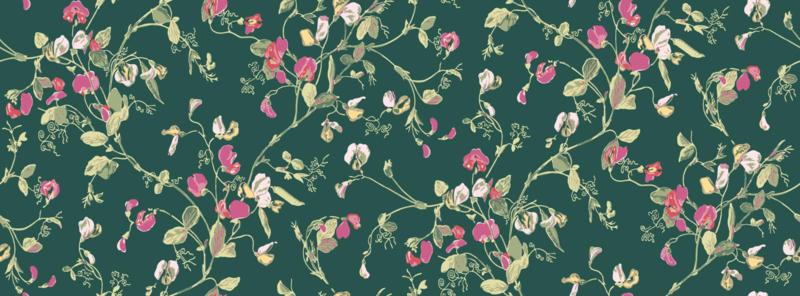 Botanical Botanica SWEET PEA (2 colors)