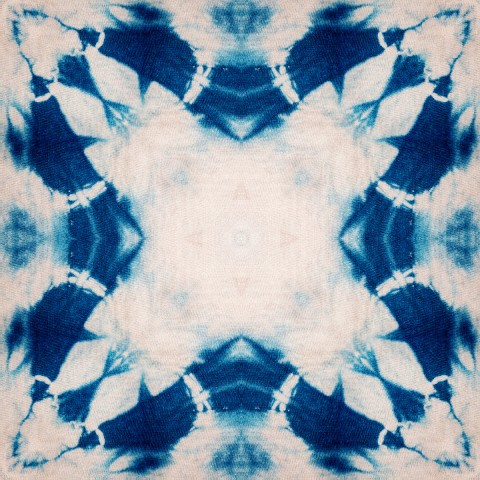 Mind The Gap SHIBORI FLOWER
