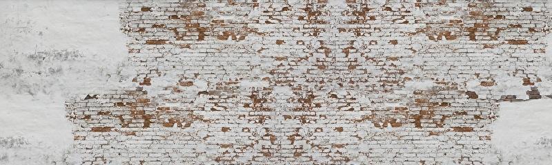 PLASTER BRICK WALL