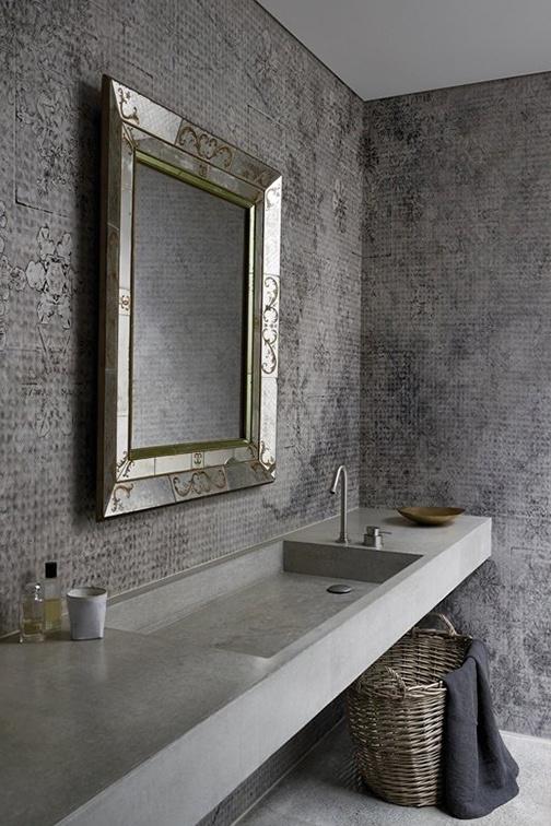 Wall & Deco CRYSTAL WATER