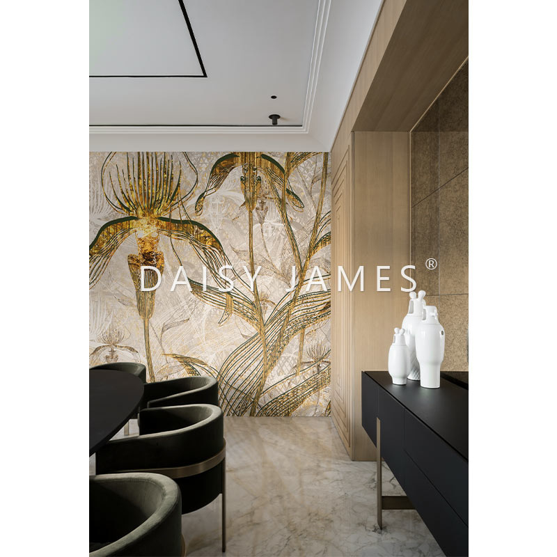 Daisy James THE  ORCHID LIGHT