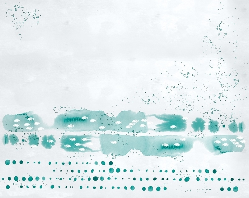 Wall & Deco OCEAN DROPS