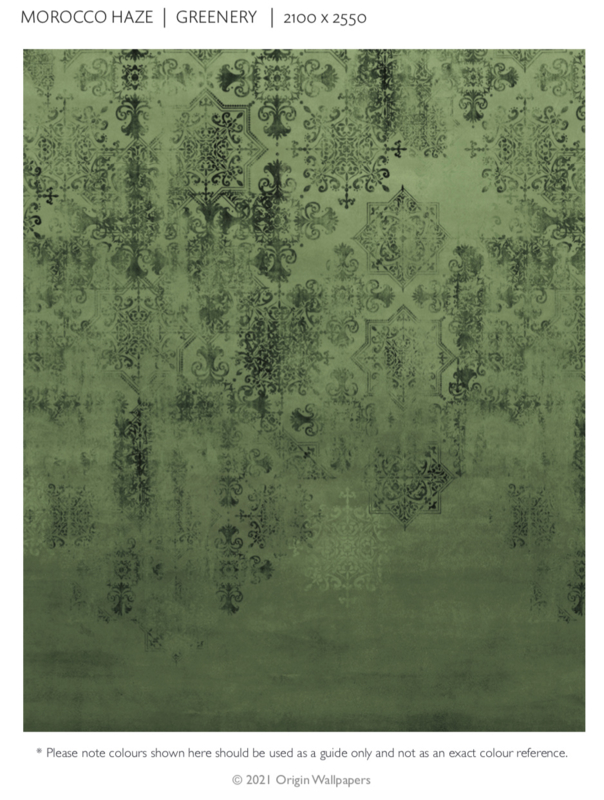 MOROCCO HAZE - 210x255 cm