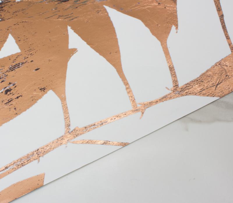 Custhom RYE copper