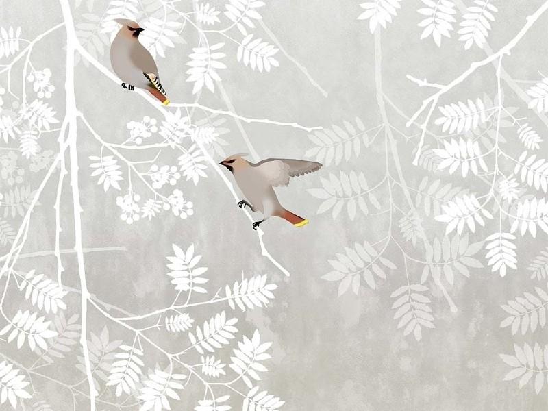 BOHEMIAN BIRDS (2 colors)